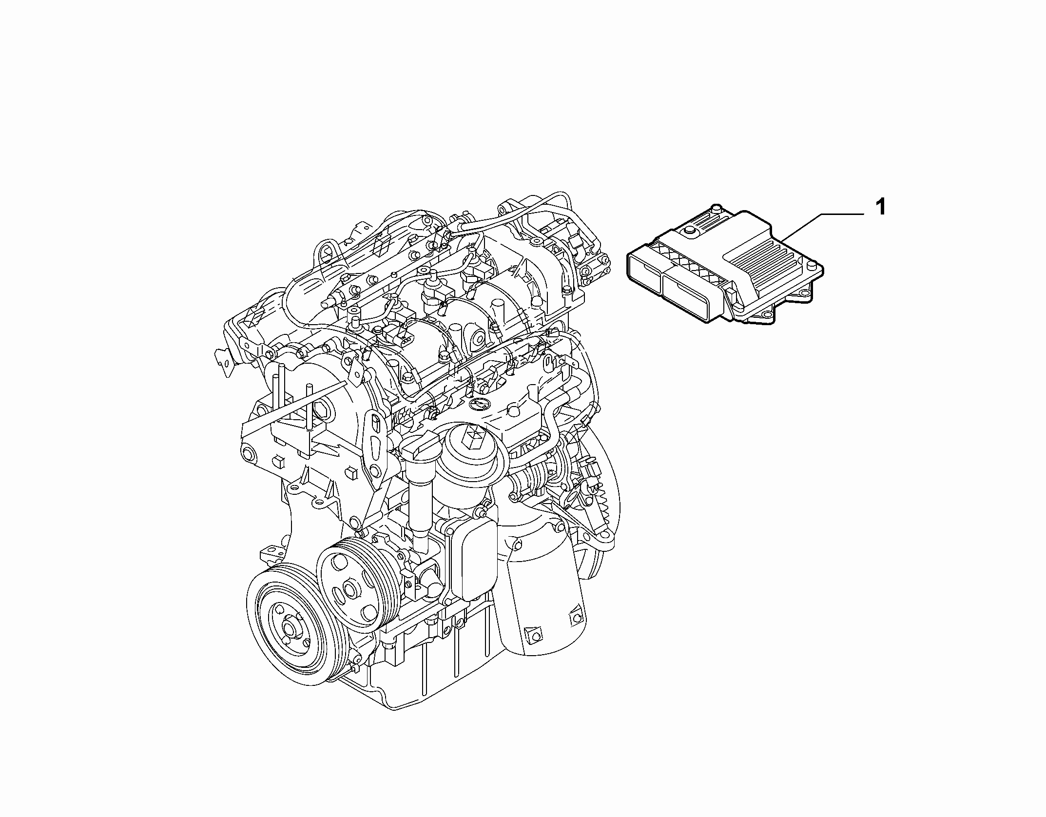 10226-050 CENTRALISED IGNITION CONTROL