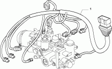 21200-030 GEARBOX CONTROL MODULE, WIRING HARNESS