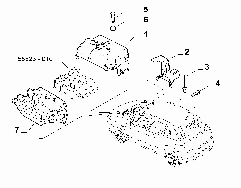 55502-020 ENGINE SHUNT