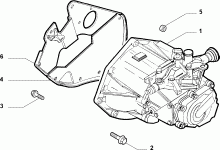 21200-010 GEARBOX AND COVERS