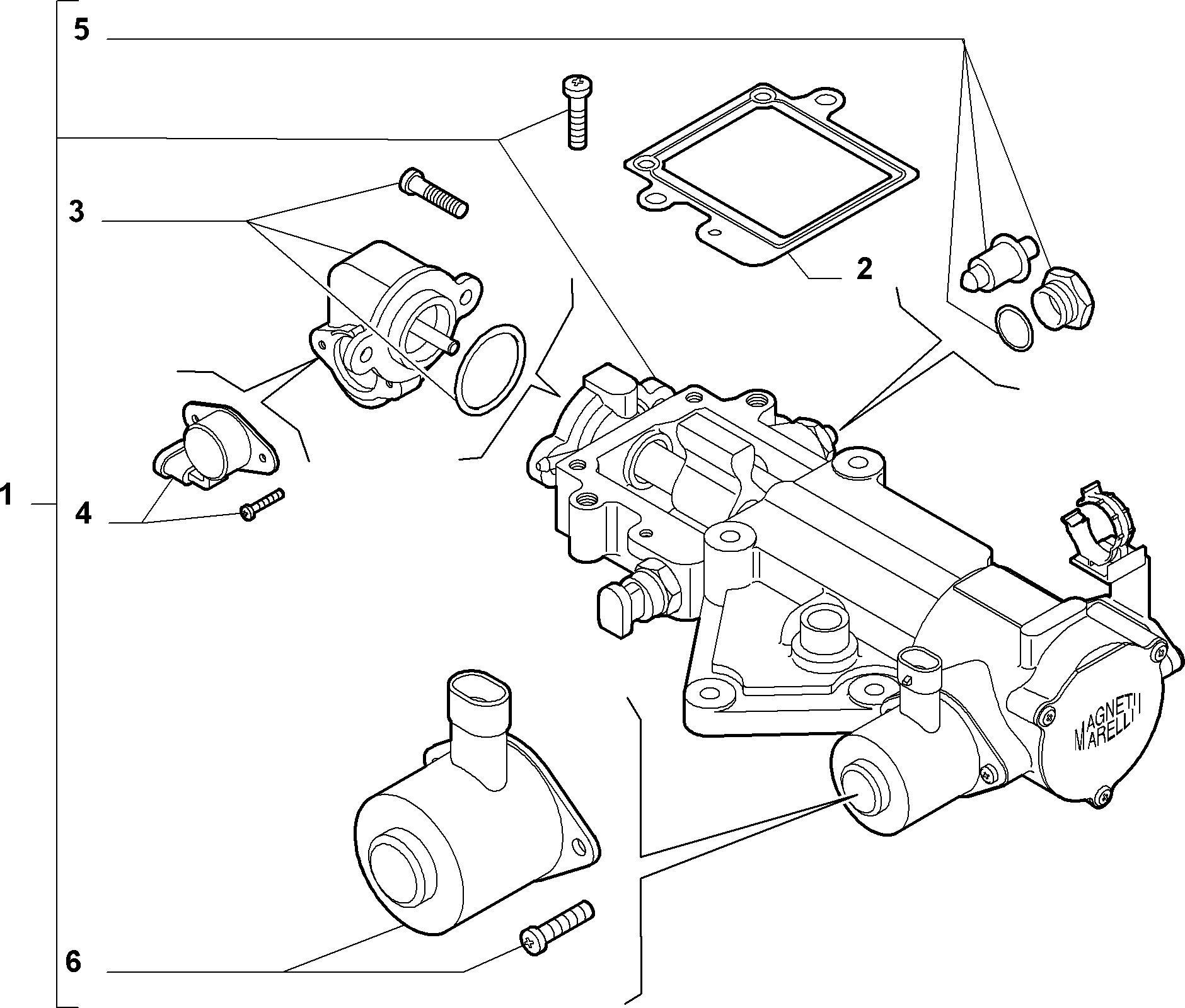 21200-050 GEARBOX CONTROL MODULE, POWER UNIT/ELECTRIC PUMP