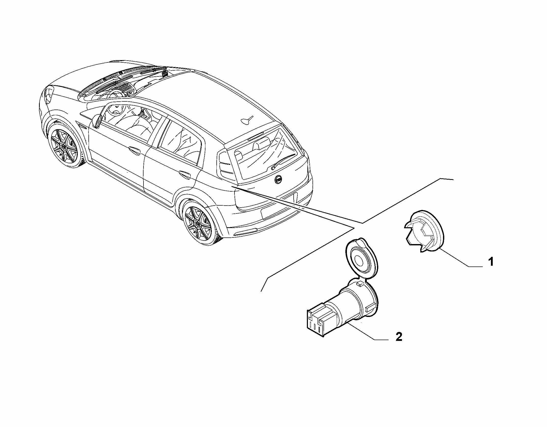 55402-030 TRUNK LIGHT