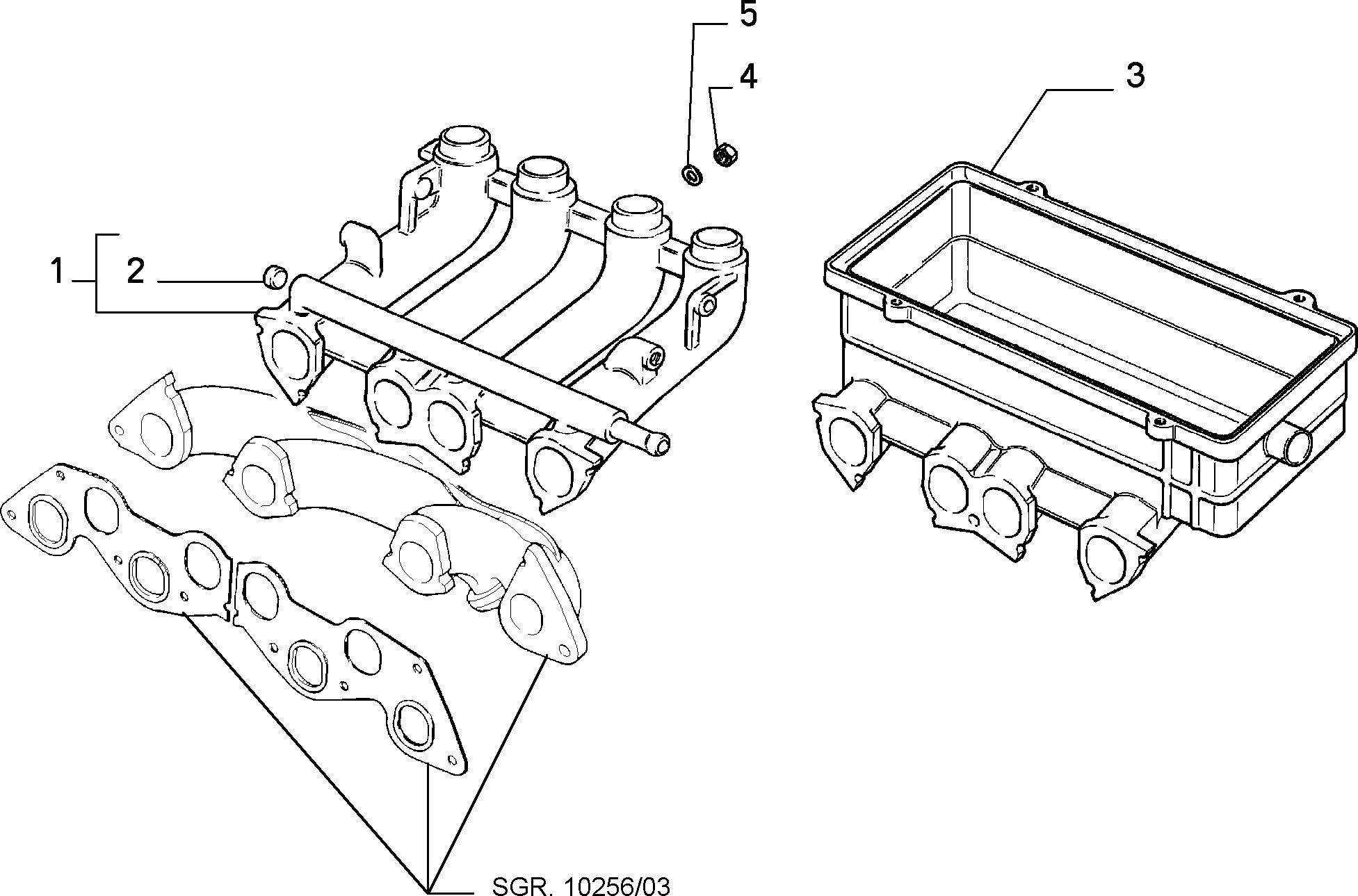 10255/03 ВСАСЫВАЮЩИЙ КАНАЛ