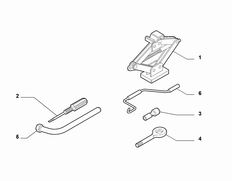 68101-020 ИНСТРУМЕНТ