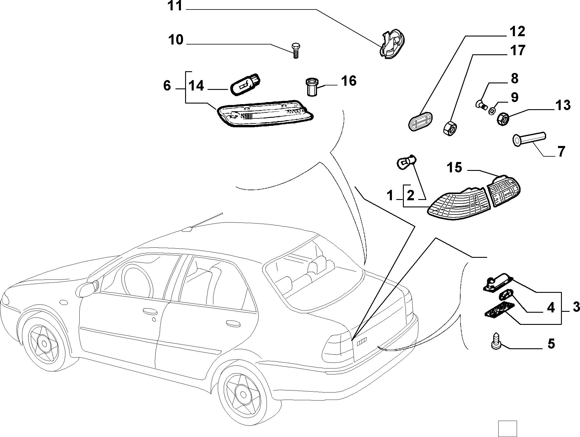 55401/05 НАРУЖНОЕ ОСВЕЩЕНИЕ