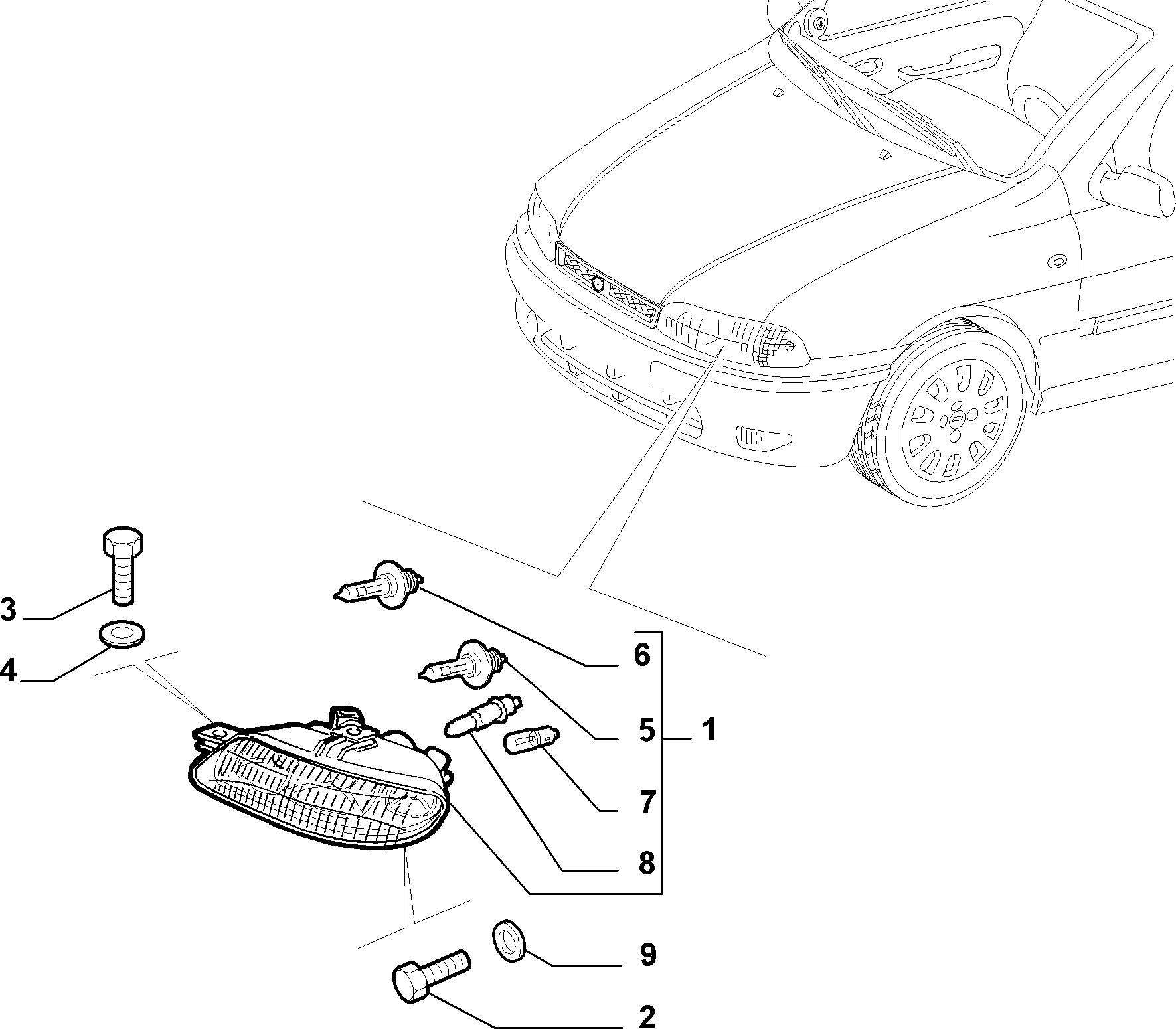 55401/01 НАРУЖНОЕ ОСВЕЩЕНИЕ