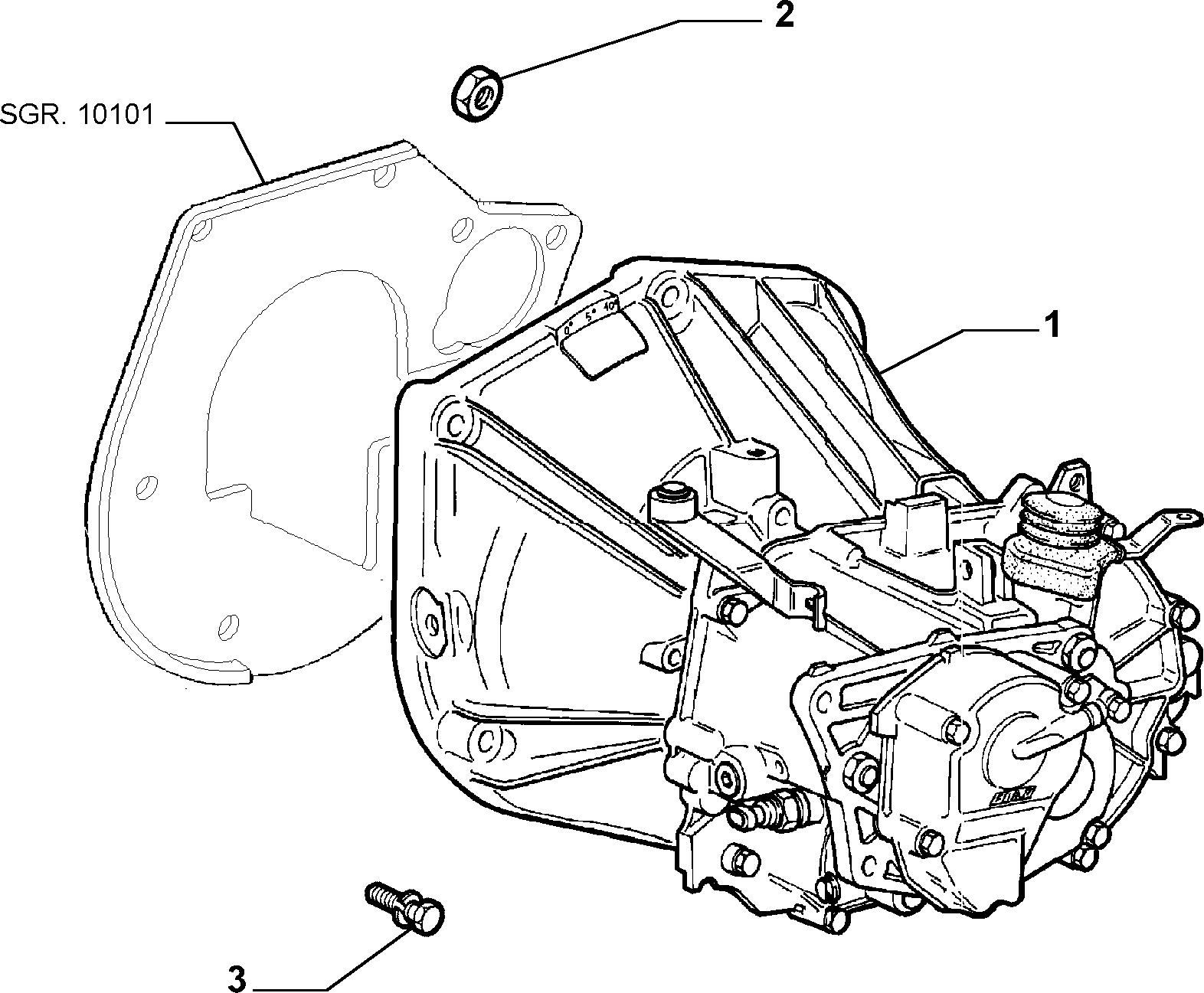 21200/03 КПП