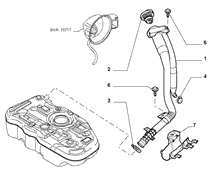 10200-020 IGNITION PIPING