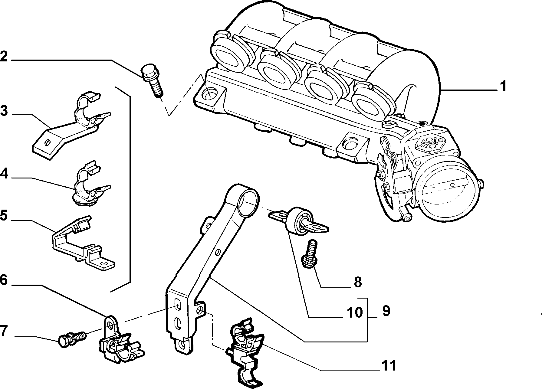 10255/10 ВСАСЫВАЮЩИЙ КАНАЛ