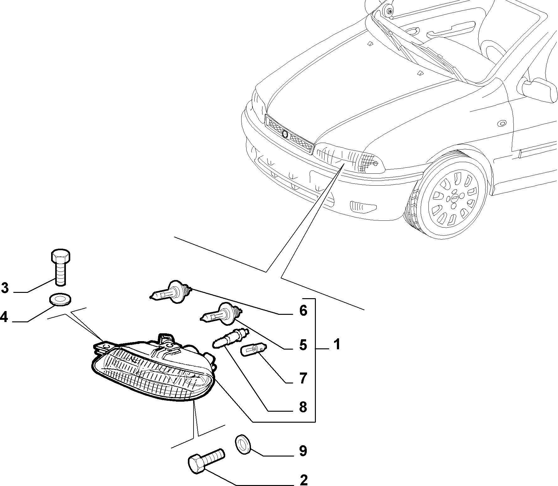 55401/08 НАРУЖНОЕ ОСВЕЩЕНИЕ