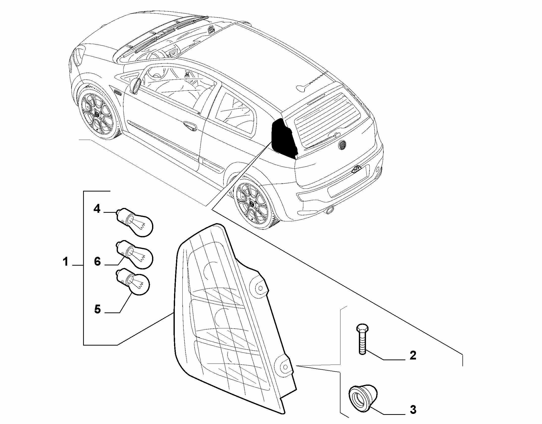 55401-030 TAIL LAMP