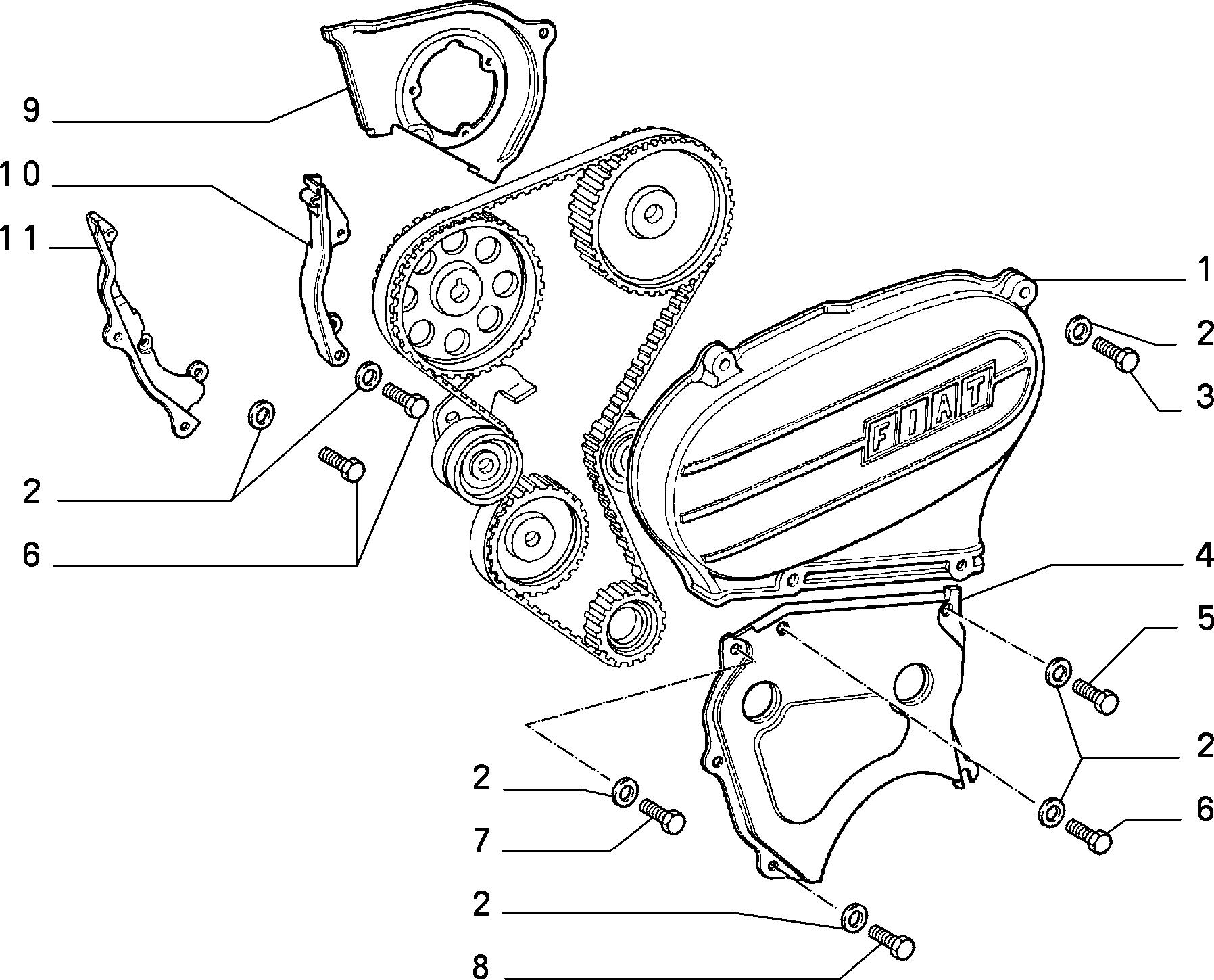 10106/02 ПРИВОД РАСПРЕДВАЛА