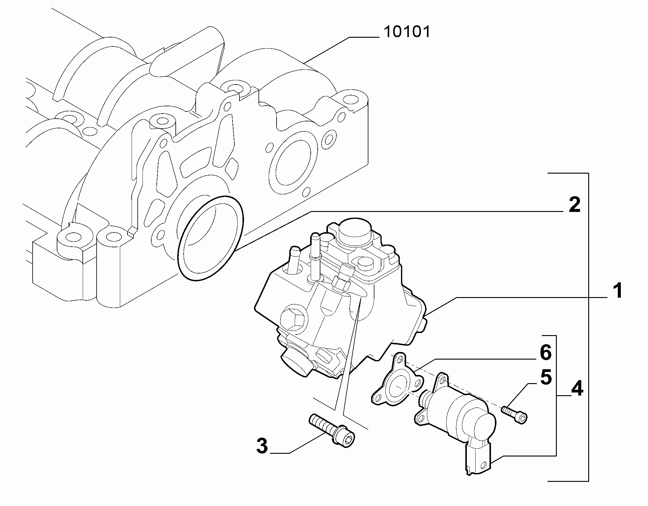10226-010 INJECTION PUMP