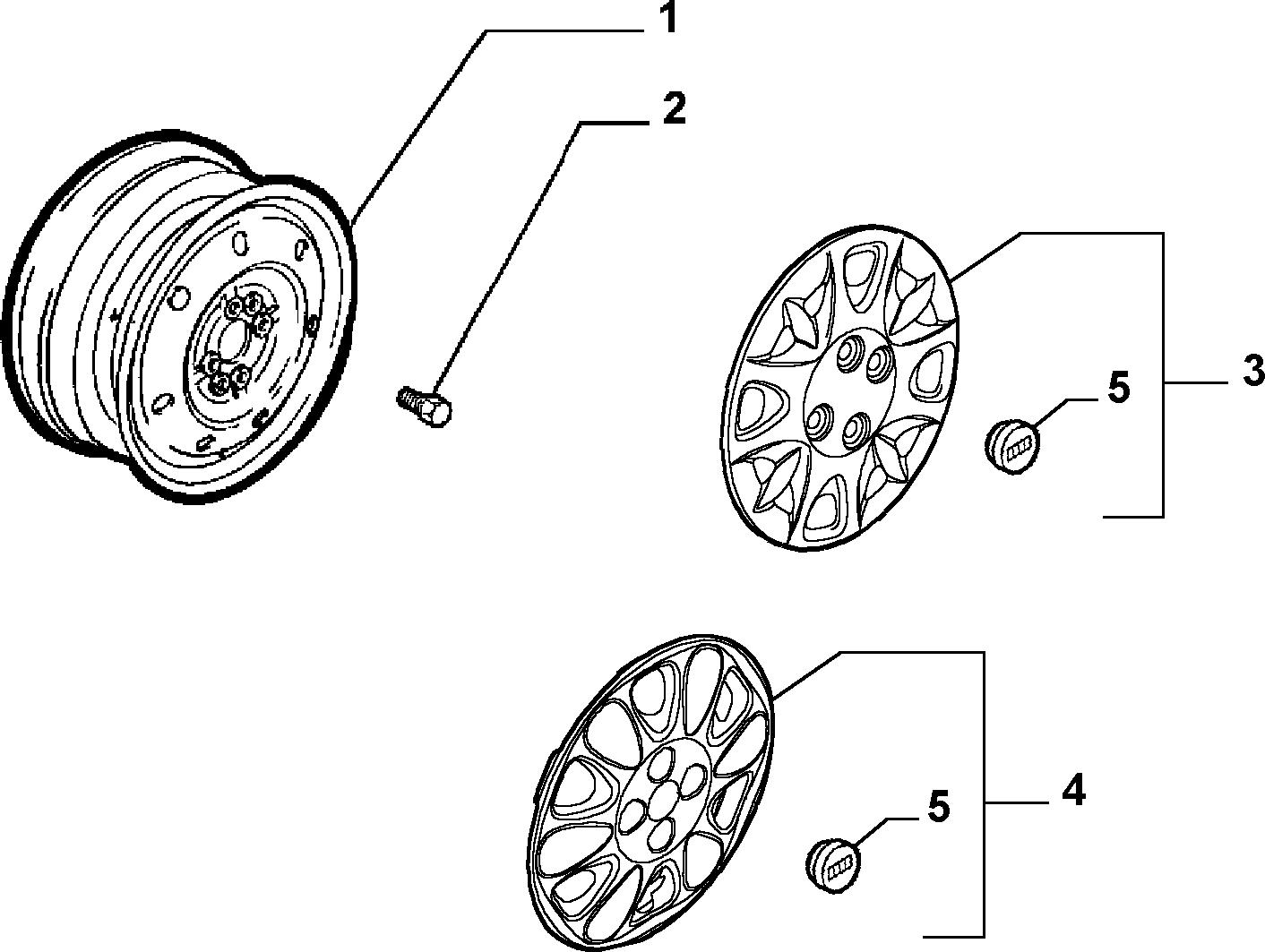 44316/03 КОЛЕСА