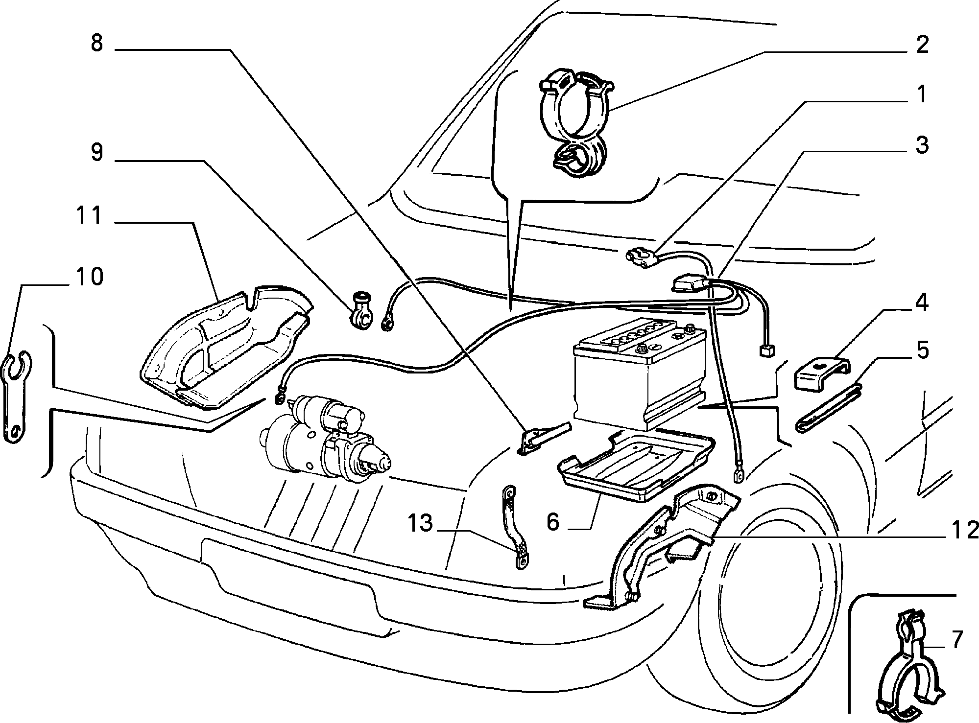 55300/00 БАТАРЕЯ