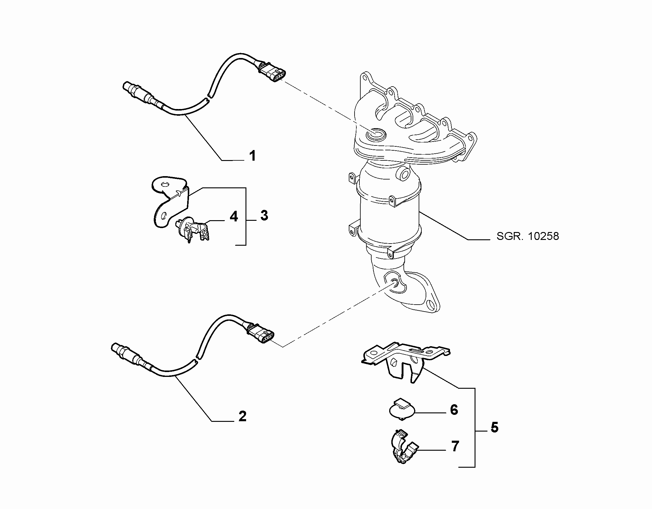 10258-020 PROBE PARTICLE