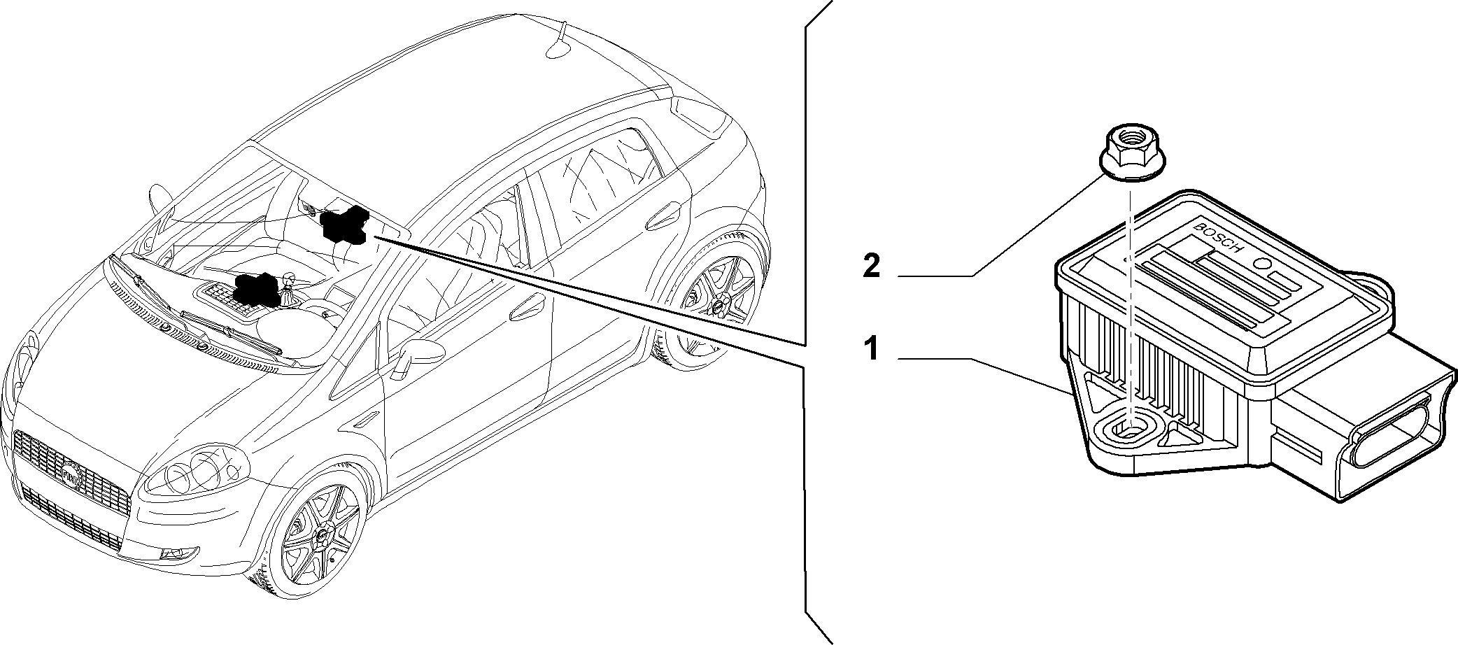 33102-080 ANTI-SKID SENSOR