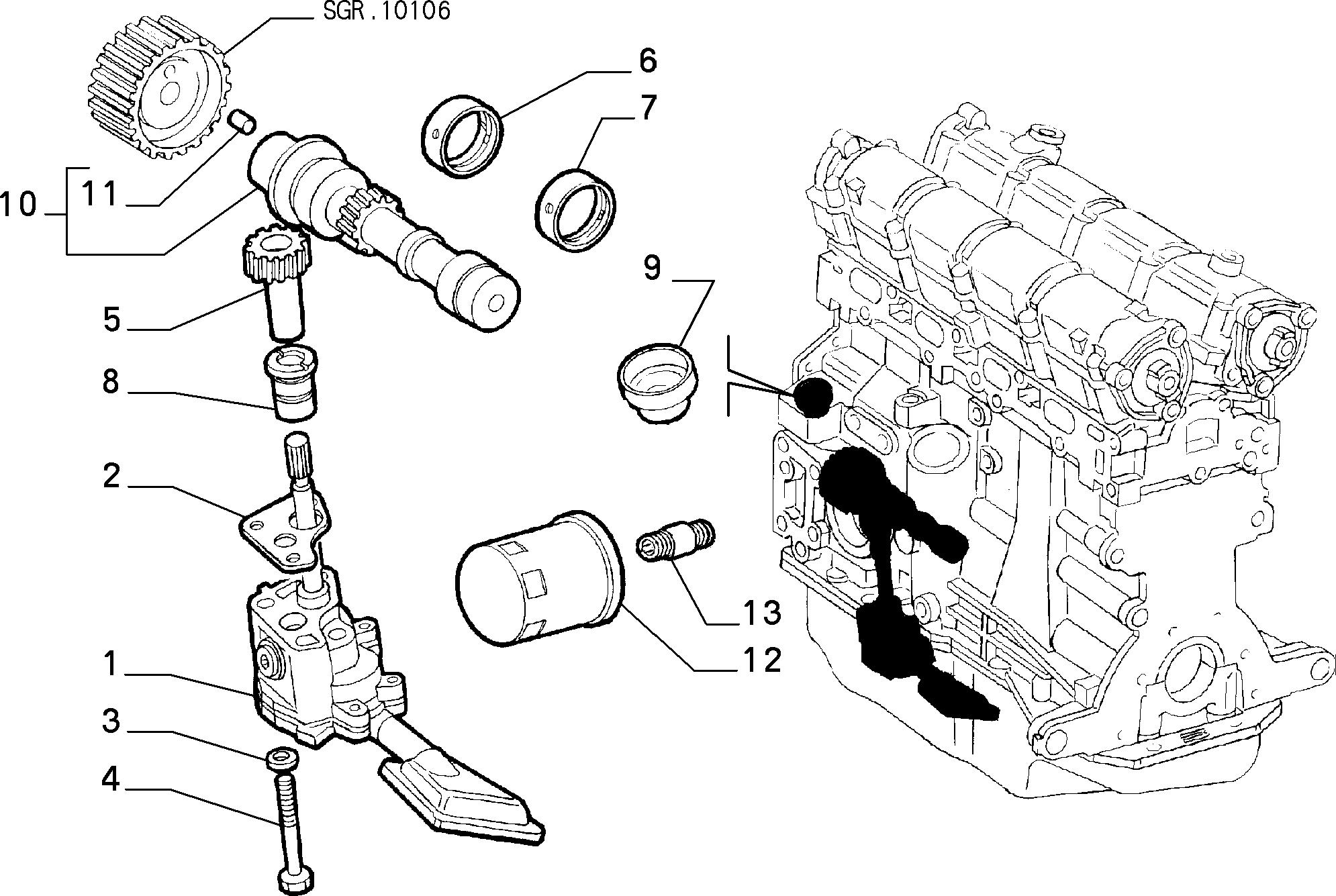 10301/01 СМАЗКА
