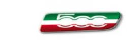 Бейдж 500 итальянский флаг