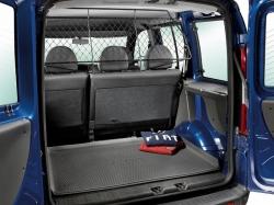 Коврик багажника Doblo