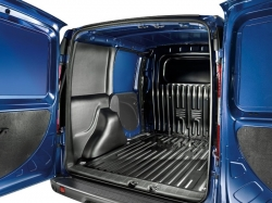 Защита грузового отдела (две боковые двери) комплект