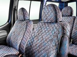 Чехлы на сиденья комплект (перед+зад)